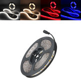 5M 30W LED Strip Flexible Light 300 SMD 5630 White/Warm White/Red/Blue Waterproof IP65 DC12V