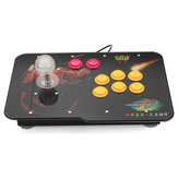 Arcade Stick Video Game LED Light USB Joystick Controller Rocker For PC Phone