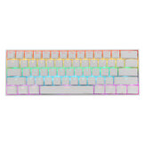 [Kailh BOX Switch] Anne Pro 2 61 Tasten Mechanische Gaming-Tastatur 60% NKRO Bluetooth 4.0 Type-C RGB-Tastatur