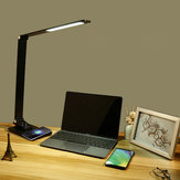 Lampa biurkowa LED Lampka kontrolna do czytania Lampka biurowa Lampa do nauki ochrony oczu AC220V