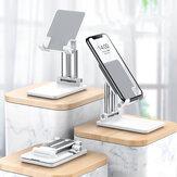 CCT7 Универсальный складной телескопический настольный держатель для планшета для мобильного телефона iPad Air для iPhone 12 XS 11 Pro POCO X3 NFC