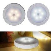 Ultrathin Hareket Aktif LED Gece Işığı Batarya Koridor Kabin için Elektrik İndüksiyon Lamba