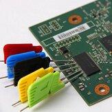 SDK08 Тестовый зажим SMD Захваты Тестовые зажимы Ультра маленький зажим для ног Micro Chip Online Burning Clip
