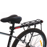 BIKIGHT Cycling Bicycle Mountain Bike Seat Post Rear Rack Mount Pannier Luggage Carrier Max Load 50KG