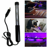 XANES® 3W/5W 275nm Handhold UV Sterilizer Lamp Portable Home Use LED Disinfection Light For Phone Toothbrush Furniture