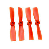 2 Pairs Gemfan 4045 4x4.5 4 Inch Bullnose Carbon Nylon 2-Blade Propeller for RC FPV Racing Drone