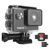 ThiEYE i60+ 4K 2 Inch 20MP WIFI Remote Control Waterproof 170 Degree Sport DV Action Camera