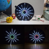 Geekcreit® LED Visualizador de audio circular Music Spectrum Pantalla DIY Kit