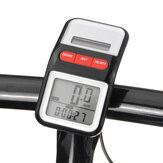 Solar Wireless Cycling Bike Computer Waterproof LCD Display Multi-Functions Speedometer Odometer