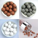 Pommeau de douche Fliter anion balle 100g 10mm remplacement waterpipe activé boules minérales