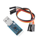 CP2104 USB 2.0 to TTL UART 6pin Serial Converter Module STC PRGMR with Cables