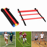 IPRee® 20 Rungs Speed ​​Agility Ladder Voetbal Sport Ladder Training Carry Bag