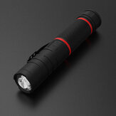 [FROM ] 3-in-1 310lm Infrared L-shape LED Flashlight 180° Head Adjustable Headlight Blacklight Magnetic Work Light