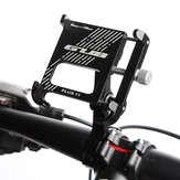 GUB PLUS 11 Rotatable Bicycle Phone Holder For 3.5-6.8 inch Smartphone Adjustable For MTB Road Bike Motorcycle Electric Bicycle
