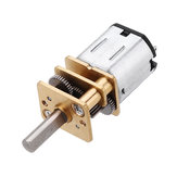CHIHAI CHF GM12 N10VA Motor DC 3V 215rpm 1:100 Ratio Permanent Magnet Micro Reduction Gear Motor