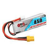 Gaoneng GNB 7.4V 450MAH 80C 2S Bateria Lipo XT30 Wtyczka