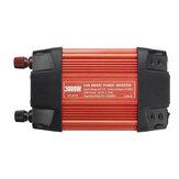 3000W Peak Car Power Inverter DC 12V ke AC 220V Modified Sine Wave Converter untuk Rumah Mobil