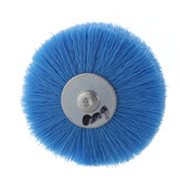 80-600 Grit Dupont Blue Abrasive Wheel Brush Wood Working Polishing Grindering Wheel