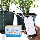Intelligent Watering Timer Automatic Solar Water Irrigation APP WIFI Control