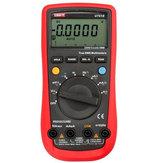 UNI-T UT61E Otomatik Aralık Dijital Multimetre AC / DC Volt Amp Direnç Kapasitesi Frekans Çalışma Döngüsü