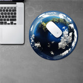 Mouse Pad Decals Mat Sticker PAG Waterproof Removable Desk Stickers Globe Home Decor Gift
