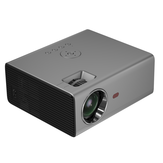 Rigal RD-825 LED Projector 2000 Lumens 1280x720dpi Resolution Support 1080P HD Multi-Functional Projector-Android Version