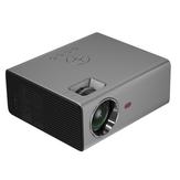 Rigal RD-825 LED Projector 2000 Lumens 1280x720dpi القرار الدعم 1080P عالي الوضوح Projector متعدد الوظائف - Android رواية