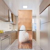 3D Wall Art Sticker Love Heart Vinyl Decal Self Adhesive Door Fridge Wrap Mural Decor