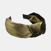 Hot Sale Knotted Cloth Headband