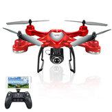 SJRC S30W Doppel GPS Dynamic Follow WIFI FPV mit 720P Weitwinkelkamera RC Drone Quadcopter