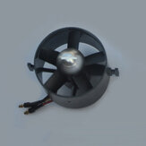 AF-Model 64mm 5 Blades Ducted Fan EDF With 3S 2632 4100KV Motor for EDF RC Airplane Fixed-wing