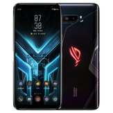 ASUS ROG Phone 3 ZS661KS Strix Edition Global Rom 6,59 tommer FHD + 144Hz Opdateringshastighed NFC Android 10 6000 mAh 12 GB 128 GB Snapdragon 865 5G Gaming Smartphone
