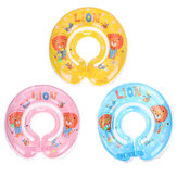 Baby Swimming Neck Ring Tube Baby Safety Infant Float Circle for Bathing Inflatable Swim Circle