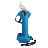 18V Cordless Electric Pruning Shears Secateur Branch Cutter Scissor For Makita 18V Battery W/ Tool Box
