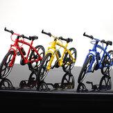 1:10 3D البسيطة متعدد الألوان أشابة سباق الدراجات الجبلية للتدوير عجلة دييكاست نموذج لعبة للزينة هدية