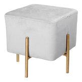 Бархатный кубический стул, ткань, скамейка для обуви, стул, современный стул, пуфики, диван, подножка, домашний дверной проем, магазин одежд