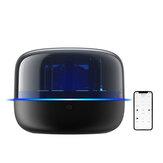 BlitzWolf® BW-RC02 Tuya WiFi Smart IR Infravermelho remoto Controlador RGB Light Smart Home Automation Hub Controle de voz Funciona com Amazon Alexa e Google Assistant para TV Ar condicionado STB Cortina de áudio Ventilador de teto motor