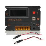 CMG-2420 20A 12v-24v pantalla LCD PWM controlador de carga regulador de panel solar con puerto USB