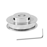 TWO TREES® 60Teeth Timing Pulley Synchronous Wheel 5mm/8mm Bore Width 10mm for 3D Printer