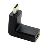 Bakeey 10Gbps 90 Degree USB 3.1 Type-C Male to Female Extension USB-C محول Connector