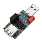 USB Isolator USB to USB Optocoupler Isolation Module Coupled Protection Board ADUM3160 Isolation Voltage 2500V