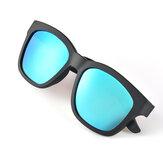 Bakeey K4 Llamada telefónica Reproducir música Bluetooth inalámbrico Gafas Control con un clic Anti-luz Azul Gafas de sol BT5.0 Smart Gafas