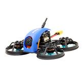 SPCMAKER Mini Whale HD Pro 78 мм F4 2-3S Whoop FPV Racing Дрон PNP BNF C 1103 10000KV Мотор 25/400 мВт VTX RunCam Split 3 Micro 1080P камера