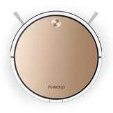 ISWEEP X3 Household APP Control Intelligent Automatic Robot Sweeper Smart Robot Vacuum Cleaner 1200Pa Powerful Suction