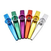 Os orff ligam a gaita de flauta de boca de diafragma de flauta de brinquedo musical de sopro metálica