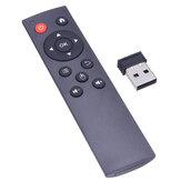 JQH JQH12ARF2-IR 2.4G Wireless التحكم عن بعد مراقبة IR Learning for TV Box الكمبيوتر