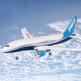 QF008-Boeing 787 550mm Wingspan 2.4GHz 3CH EPP RC flyvemaskine Fixed Wing RTF Scale Aeromodelling