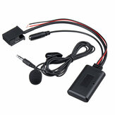 Car bluetooth Audio Cable Adapter AUX Cable 12V With Micro For BMW