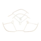 4PCS Propeller Protective Guard Cover Protector White for FIMI X8 SE RC Drone Quadcopter