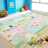 Car Waterproof Floor Baby Playing Mat Rug Infant Baby Kids Crawling Game Carpet